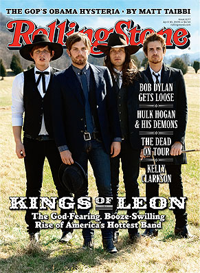 Rolling Stone Magazine – Issue 1077