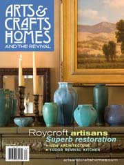 Arts & Crafts Homes Magazine – Fall 2008