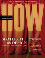 HOW Magazine – April 2009