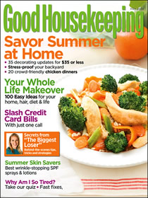 Good Housekeeping Magazine – May 2009