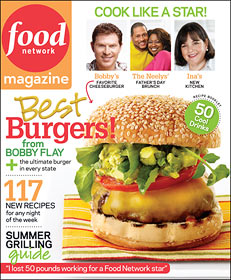 Food Network Magazine &#8211; Issue 3
