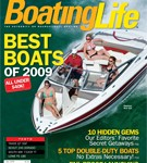 Boating Life April 2009 Magazine Cover