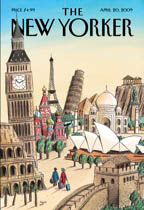 April 20, 2009 New Yorker Magazine Cover