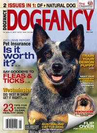 Dog Fancy Magazine – May 2009