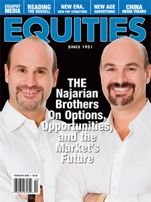 How we trade options najarian amazon