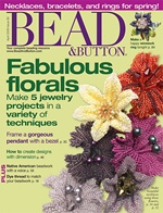 Bead and Button Magazine – April 2009