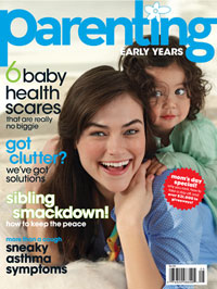 Parenting Early Years Magazine – May 2009