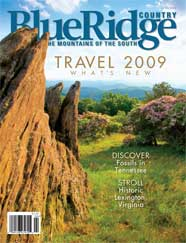 Blue Ridge Country Magazine – March/April 2009