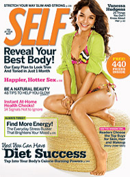 Self Magazine – May 2009
