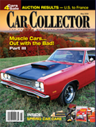 Car Collector Magazine – May 2009