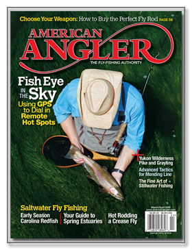 American Angler Magazine – May 2009