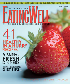 EatingWell &#8211; May/June 2009