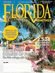 Florida Monthly Magazine – May 2009