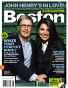 Boston Magazine – May 2009