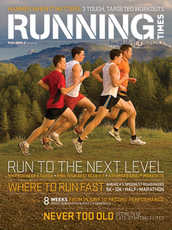 Running Times Magazine – May 2009