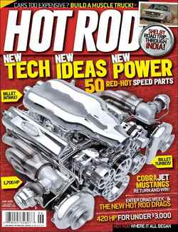 Hot Rod Magazine &#8211; June 2009