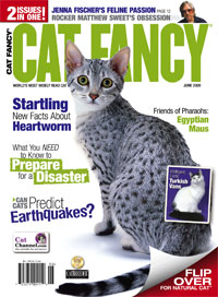 Cat Fancy Magazine – June 2009