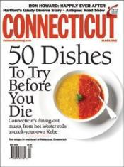 Connecticut Magazine &#8211; April 2009