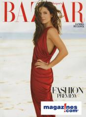 Harper&#8217;s Bazaar Magazine &#8211; June 2009
