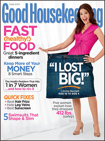 Good Housekeeping – June 2009