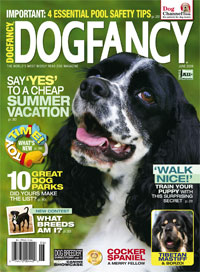 Dog Fancy Magazine – June 2009