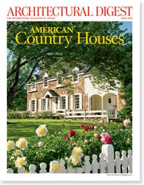 Architectural Digest Magazine – June 2009