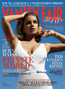 Vanity Fair Magazine – June 2009
