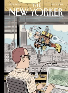 The New Yorker Magazine – May 11 2009