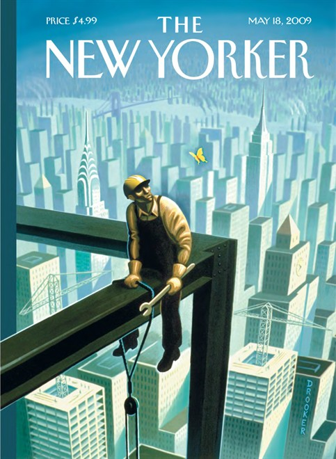The New Yorker Magazine – 18 May 2009