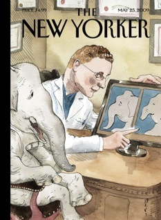 The New Yorker Magazine – 25 May 2009