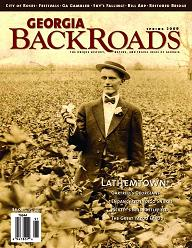 Georgia Backroads Magazine – Spring 2009