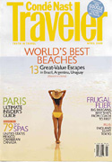 Cond Nast Traveler Magazine &#8211; June 2009