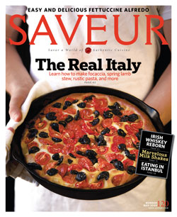 Saveur Magazine – May 2009