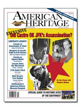 American Heritage Magazine &#8211; Issue 6