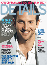 Details Magazine – June/July 2009