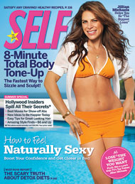 Self Magazine &#8211; July 2009