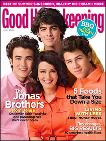 Good Housekeeping – July 2009