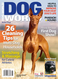 Dog World Magazine – August 2009